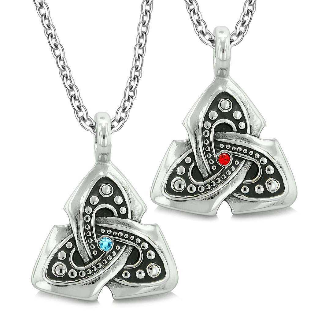 Good Luck Gifts Celtic Protection Powers Love Couples and Best Friends Unique Jewelry Amulets