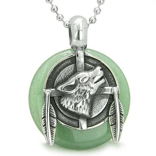 View All Wolf Jewelry and Gifts Protection Wild Powers Amulets and Talismans