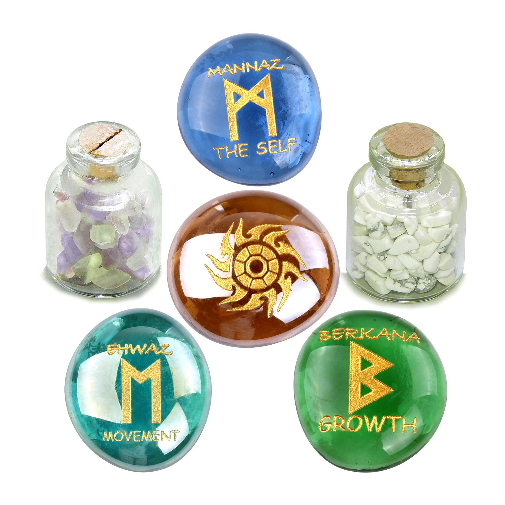 View All Healing Powers Talisman Fluorite Gemstone Amulets and Gifts