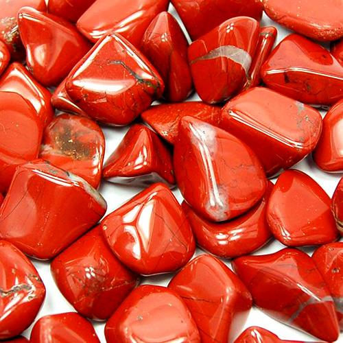 Healing and Will Powers Red Jasper Gemstone Crystals