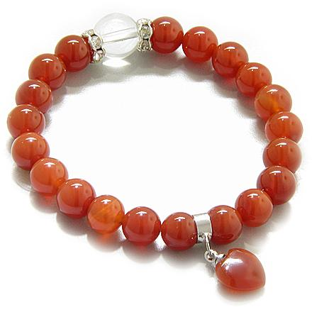 Evil Eye Protection Powers Carnelian Gemstone Magic and Unique Bracelets