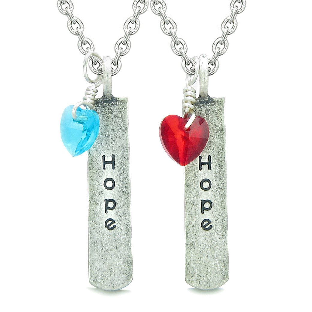 Inspirational Handcrafted Love Couples and Best Friends Good Luck Jewelry Amulets and Gifts