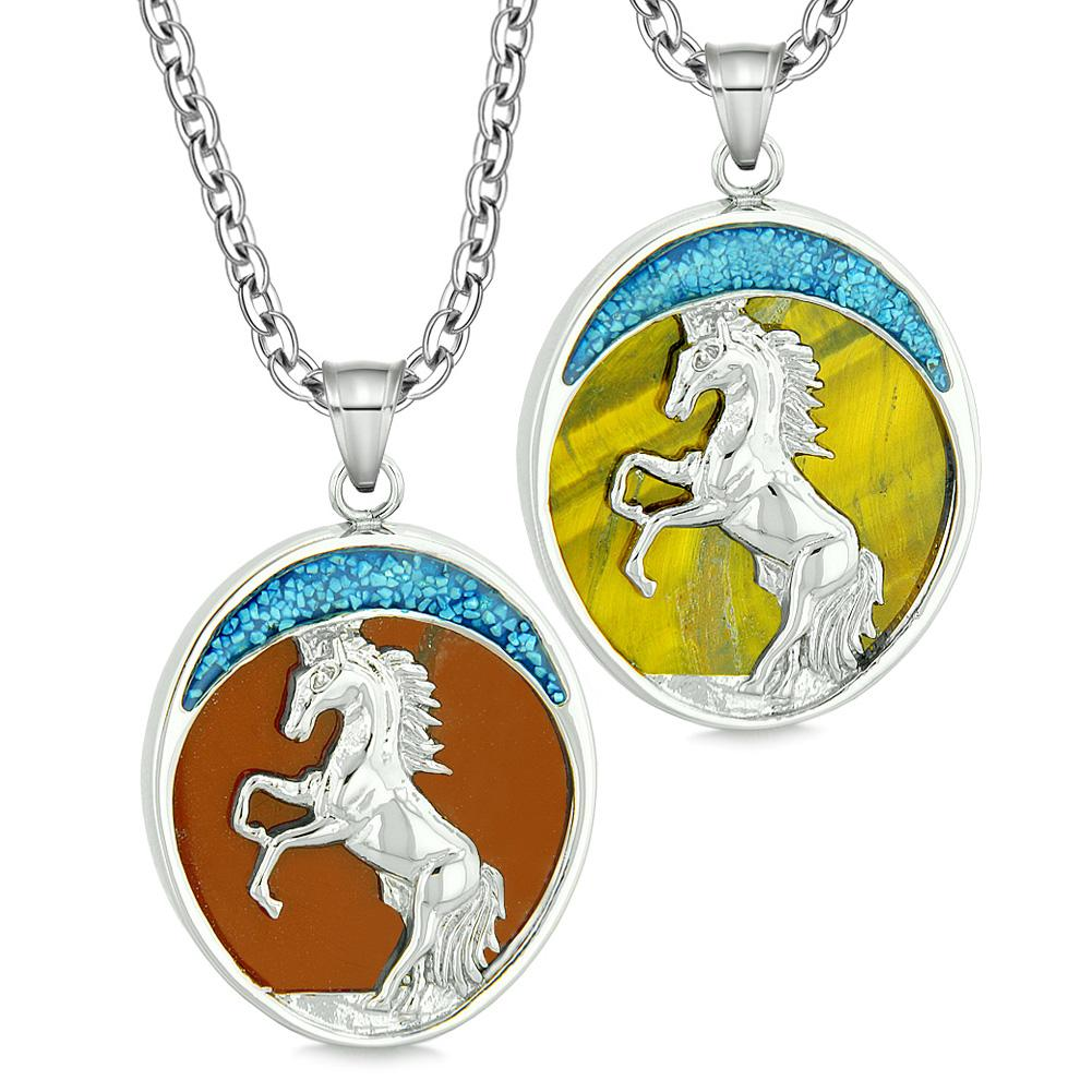 Horse Totems Courage and Wild Powers Fashion Jewelry Amulets and Talismans