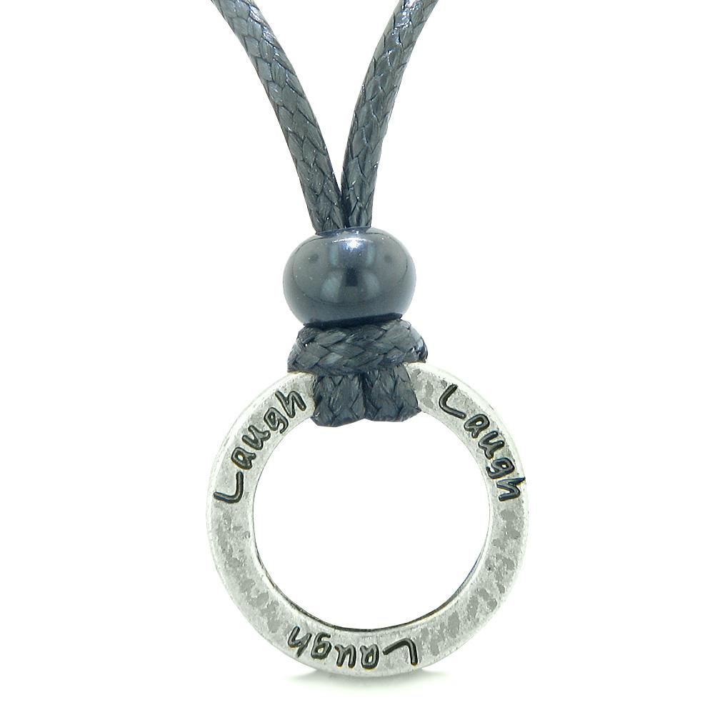 Inspirational Handcrafted Eternity Circles Fashion Jewelry Amulets and Talismans