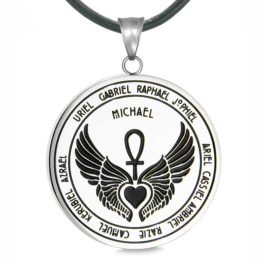 12 Archangels Inspirational and Protection Jewelry Amulets and Talismans