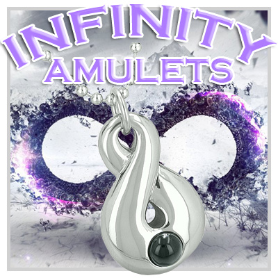 Infinity Amulets Totems And Charms