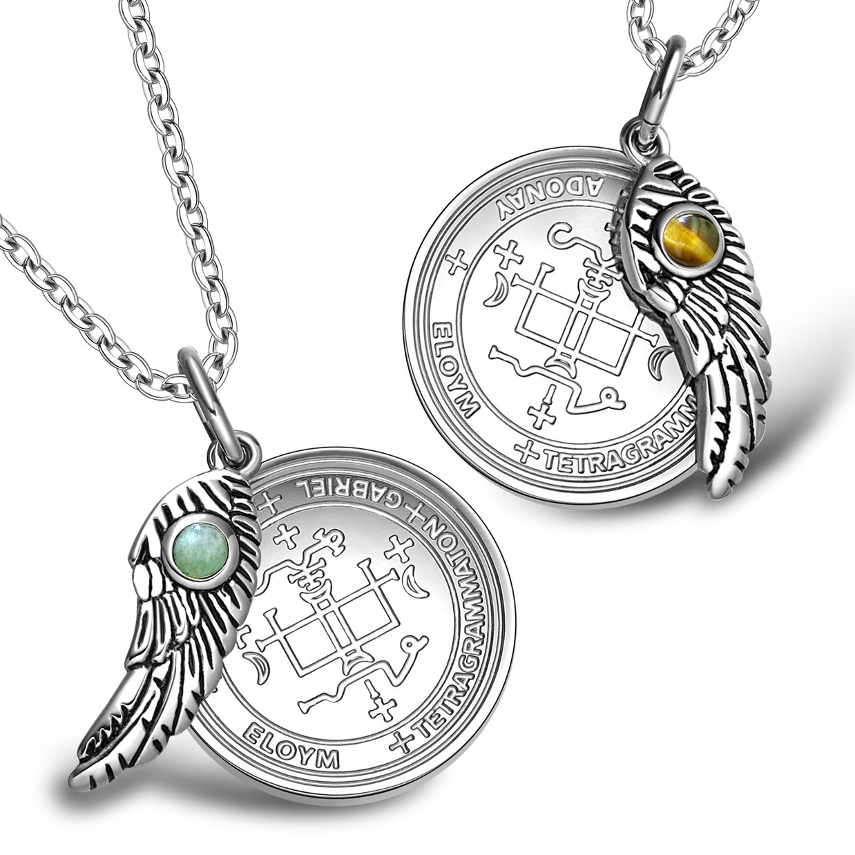 Guardian Angels and Archangels Magic Powers Love Couples and Best Friends Amulets and Gifts