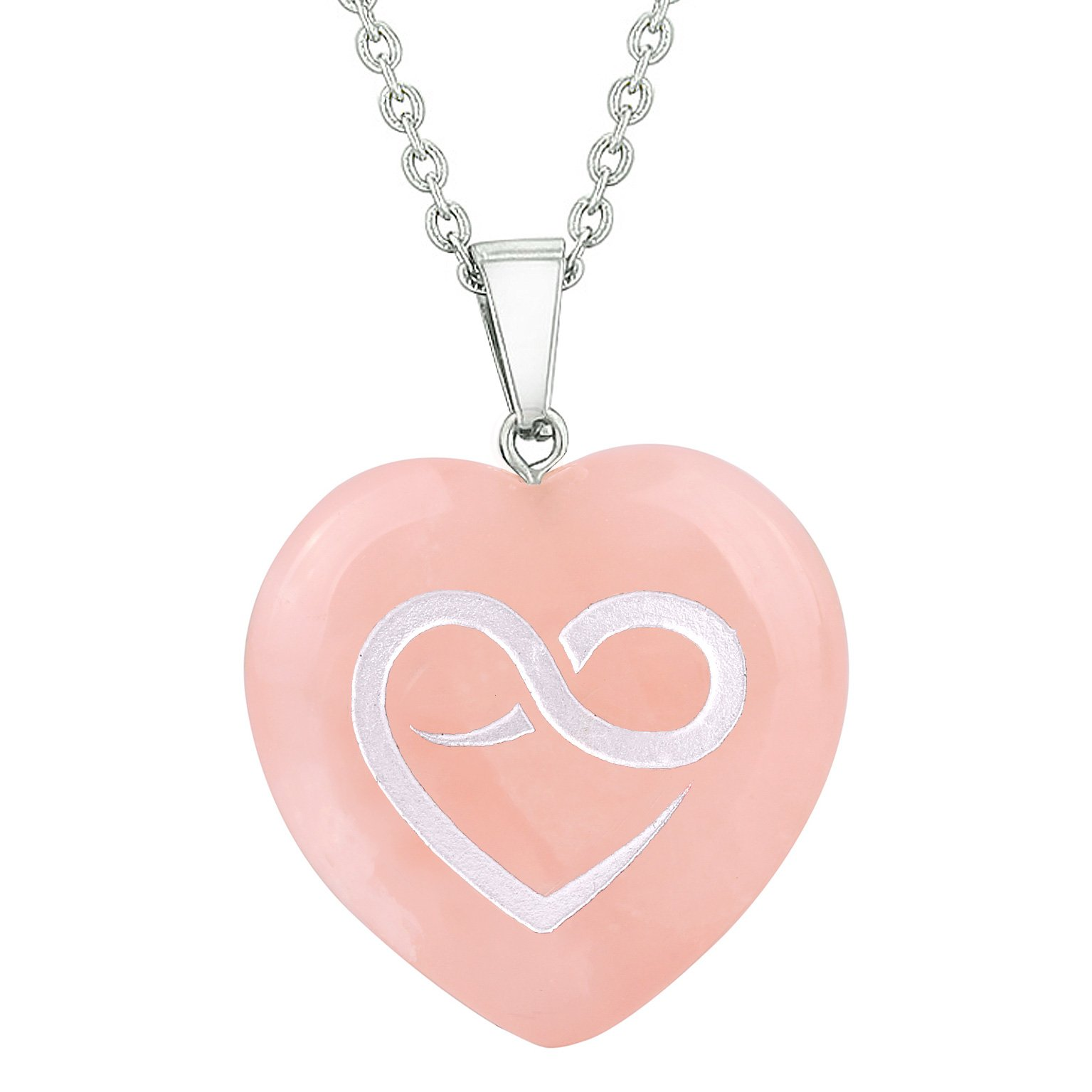Love Talisman Heart Shaped Jewelry and Gifts