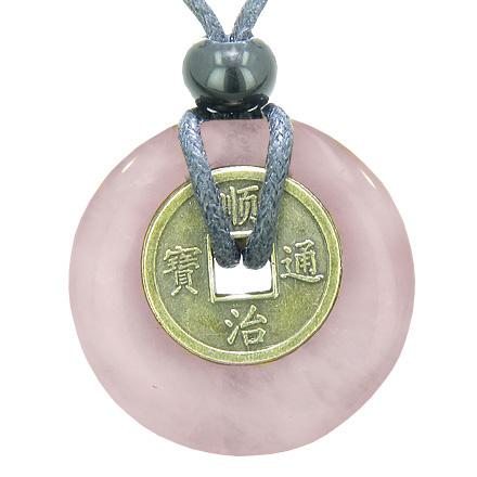 Love Talisman Lucky Coin and Donut Jewelry