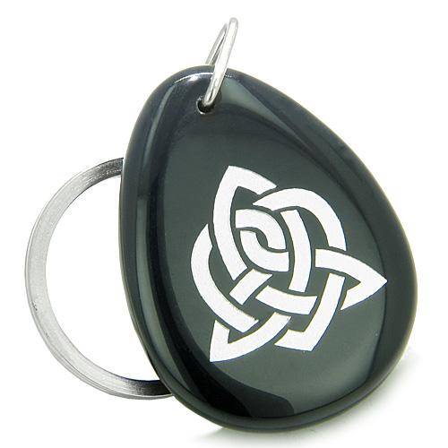 Amulets and Talismans Ancient Celtic Symbols Protection Powers Keychains and Gifts