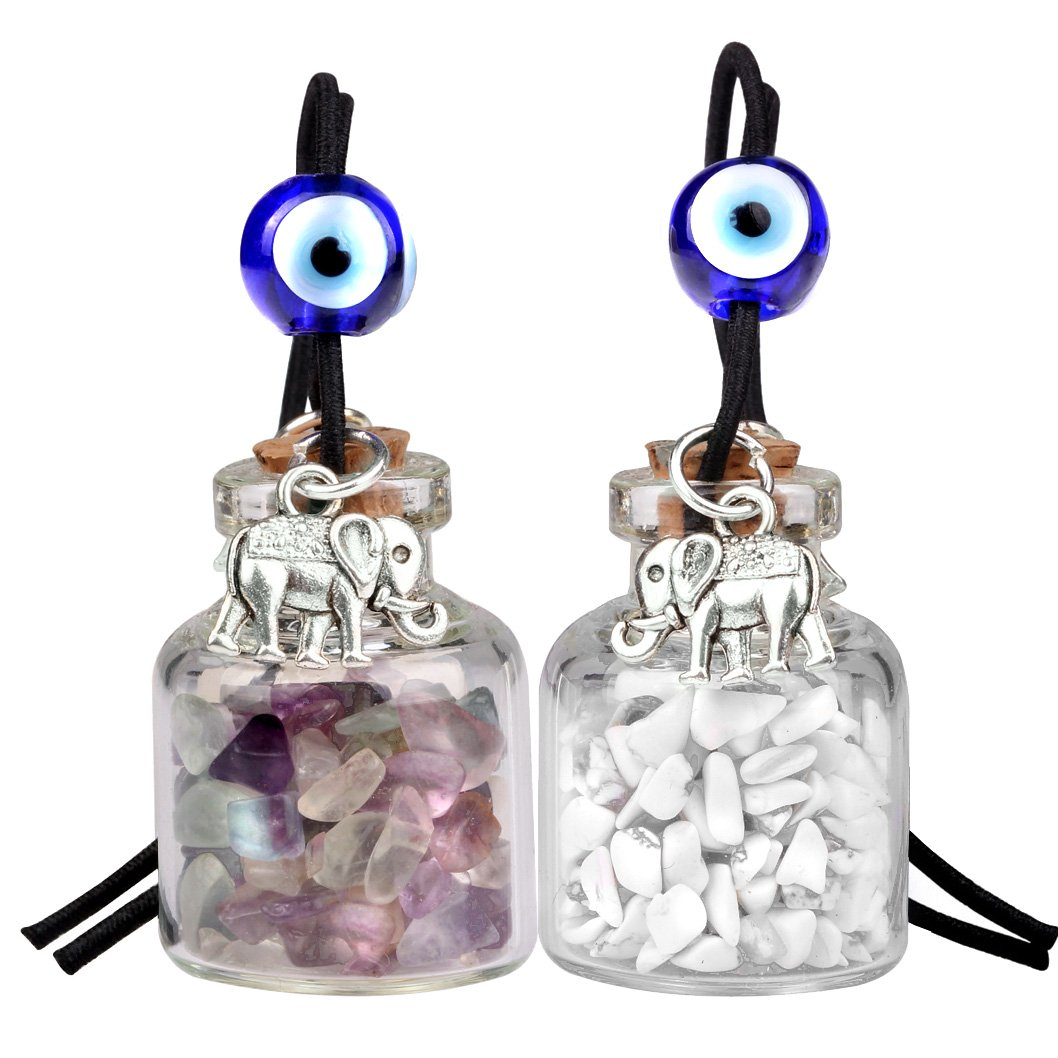 Mom To Be Howlite Gemstone Totem Jewelry and Amulets