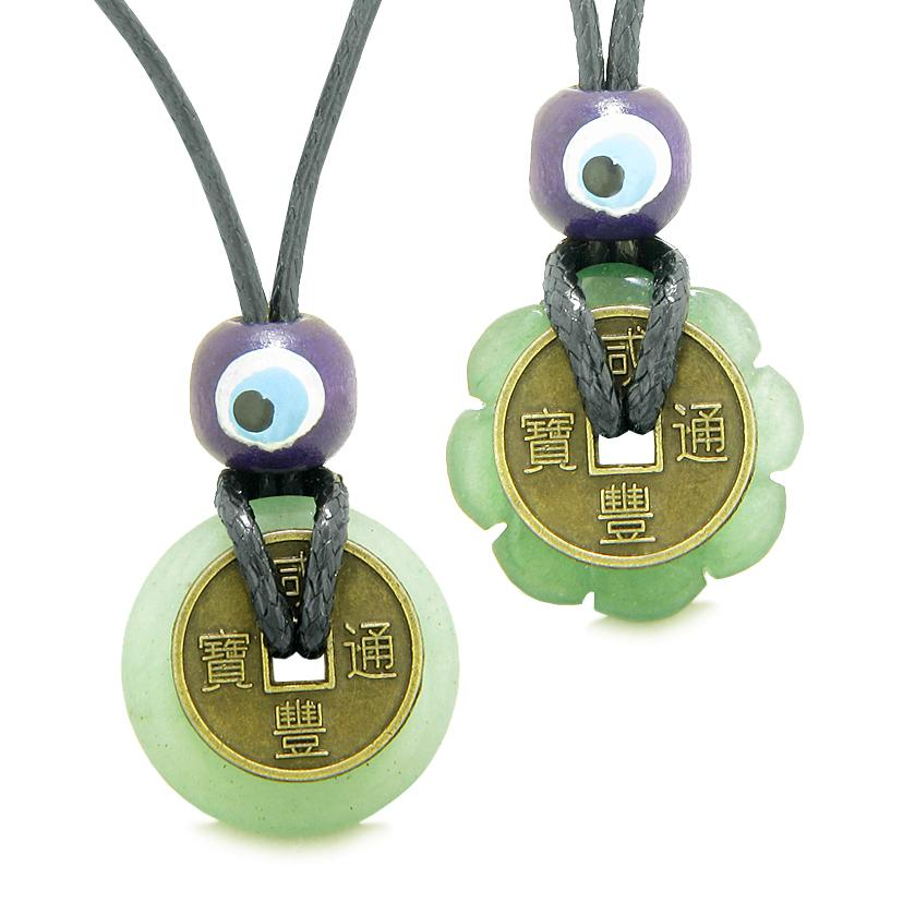 Money Talisman Love Couples and Best Friends Jewelry