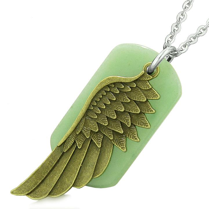 Money Talisman Dog Tag Jewelry