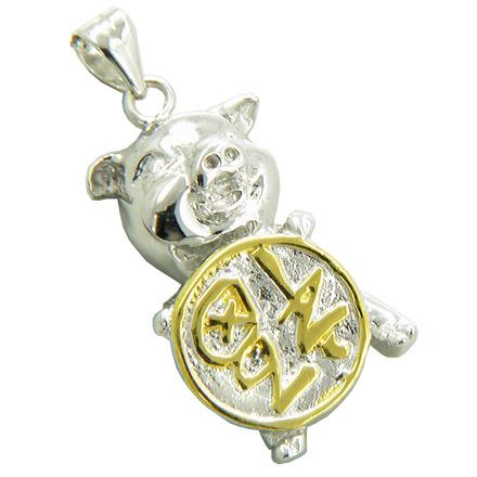 Lucky Pig Totems Good Luck and Fortune Powers Jewelry and Gifts