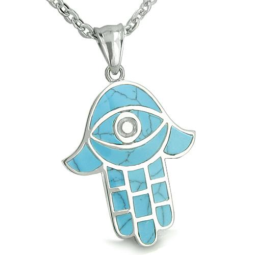 Protection From Evil Eye Fashion Necklaces and Amulets