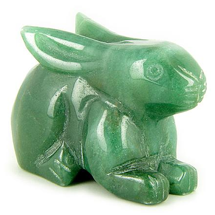Lucky Rabbit Totems Good Luck Charms Powers Jewelry and Gifts
