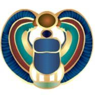 View All Ancient Egyptian Scarab Rebirth Spiritual Amulets and Talismans