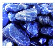 Sodalite Gemstone Amulets and Talismans