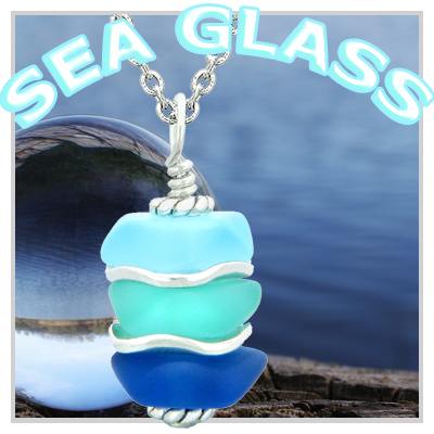 Sea Glass Jewelry and Gifts