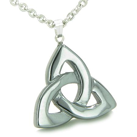 Ancient Tibetan Celtic Protection Knots Natural Gemstones Jewelry and Gifts