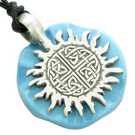 Ancient Tibetan Celtic Knots Turquoise Gemstones Jewelry and Gifts