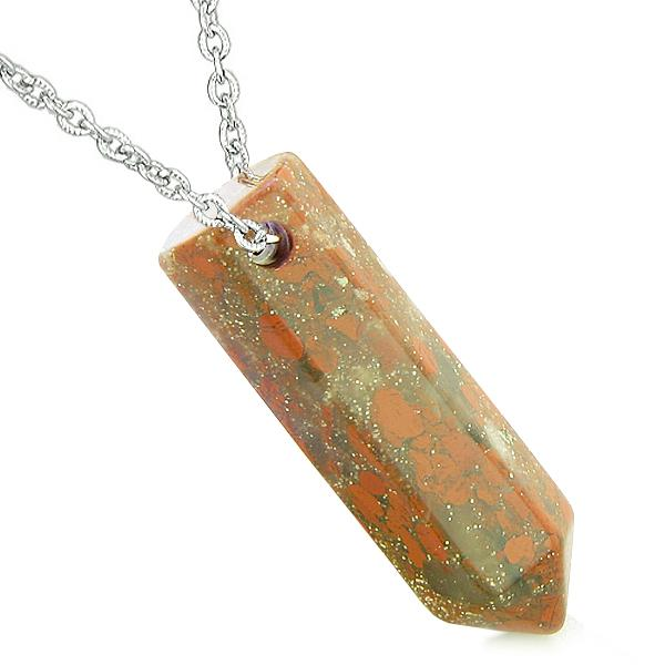 Good Luck Dragon Blood Natural Gemstone Jewelry Amulets and Talismans