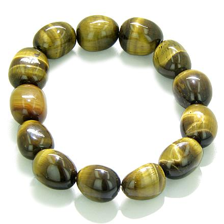 Tiger Eye Gemstone Protection Talisman Powers Unique Bracelets