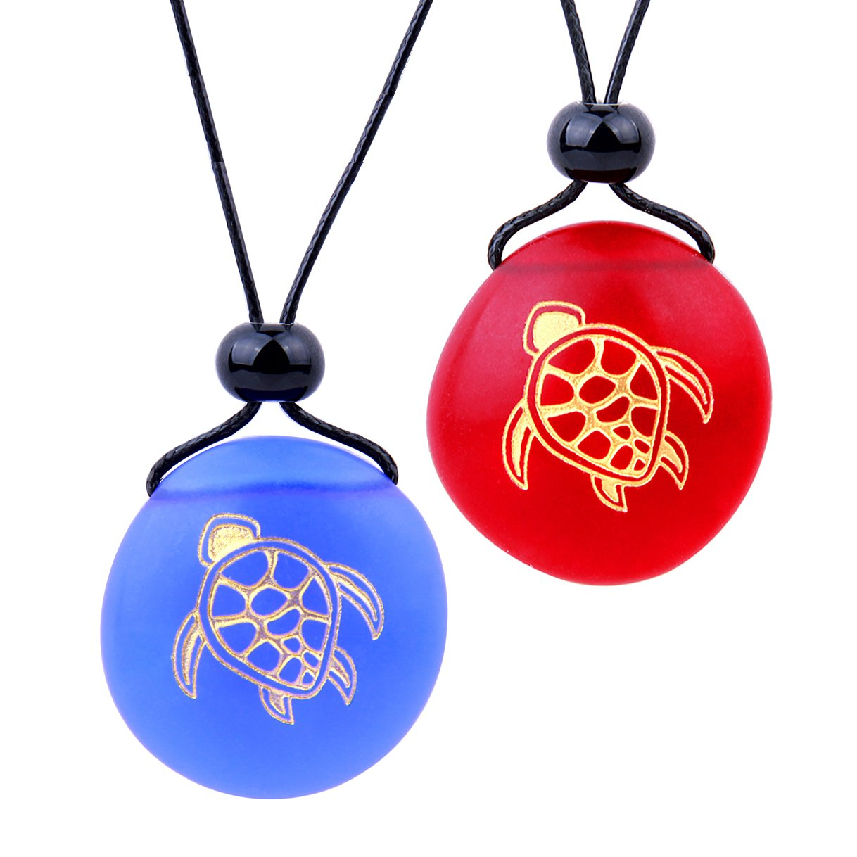 Lucky Turtle Good Luck Charms Symbol Love Couples and Best Friends Jewelry Amulets