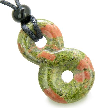 View All Unakite Gemstone Talismans and Amulets