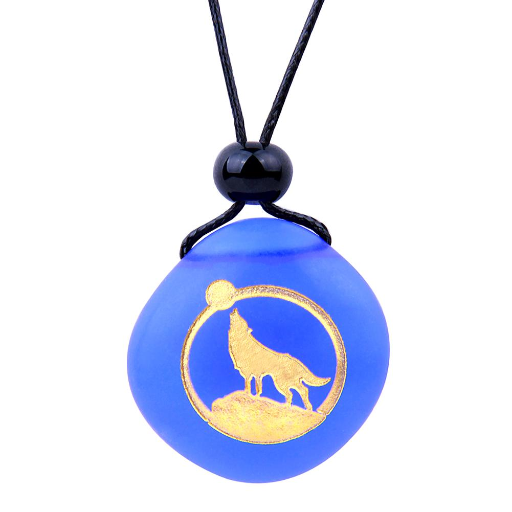Wolf Sea Glass Jewelry and Gifts