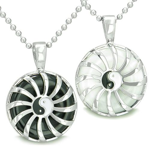 Yin Yang Love Couples and Best Friends Jewelry
