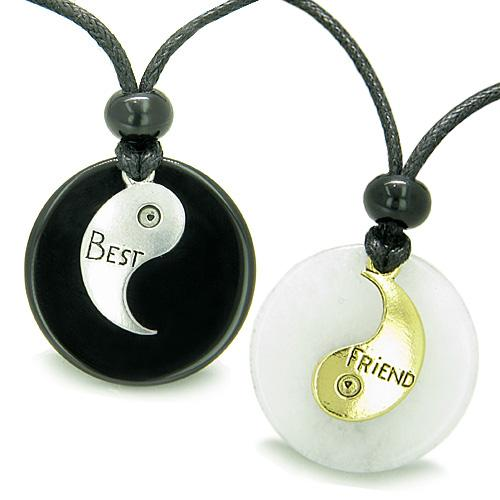 Ancient Tibetan Yin Yang Love Couples and Best Friends Jewelry and Gifts