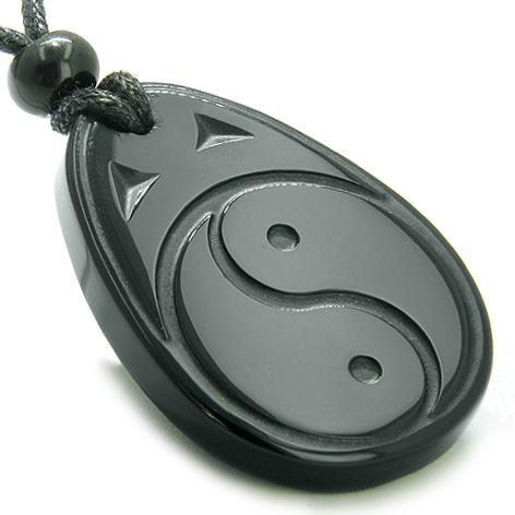 Ancient Tibetan Yin Yang Agate and Onyx Gemstone Jewelry and Gifts