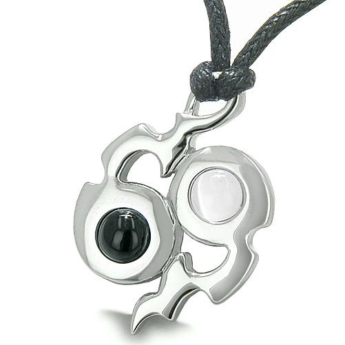 Ancient Tibetan Yin Yang Symbols Totem Jewelry Amulets and Talismans