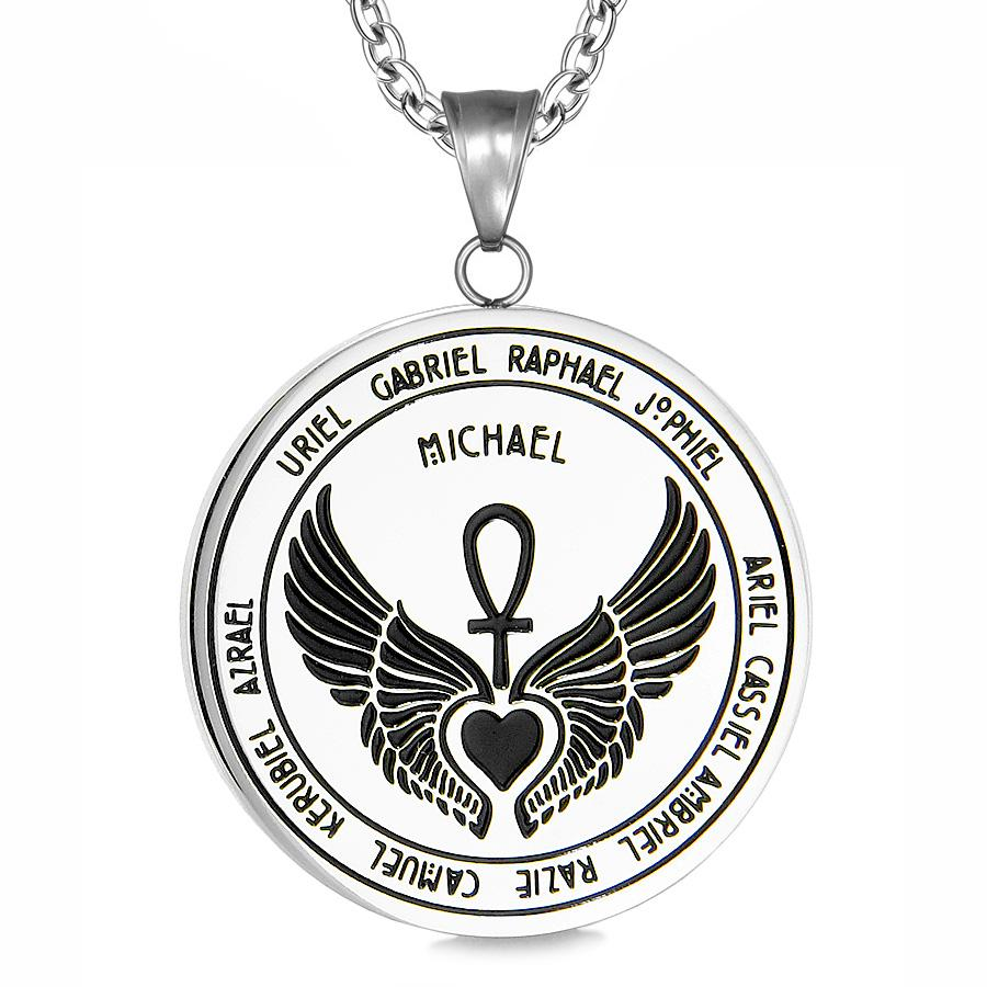 Archangels 12 Guardian Angels Medallion