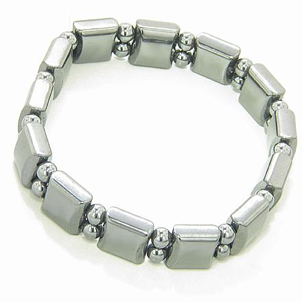 Protection Magnetic And Beautiful Hematite Bracelet