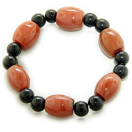 Carnelian Good Luck And Protection Bracelet