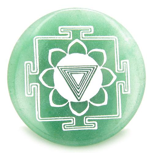 Kali Yantra Amulet Magic Gemstone Circle Spiritual Powers Individual Totem