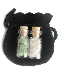 Money Talisman Bottles