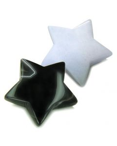 Double Lucky Super Stars Love Couples Best Friends Amulets Positive Energy Powers Onyx Jade Totems