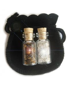 Evil Eye Protection Talisman Bottles