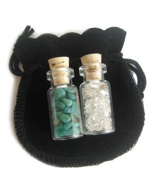 Cancer Talisman Bottles