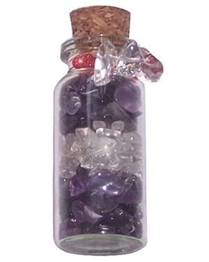 Aquarius Talisman Bottle