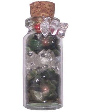 Libra Talisman Bottle