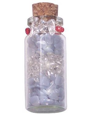 Pisces Talisman Bottle
