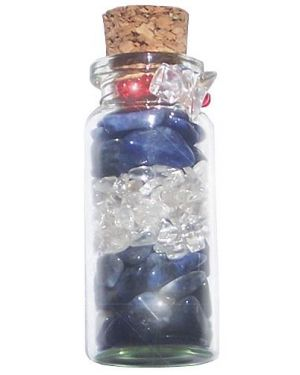 Sagittarius Talisman Bottle
