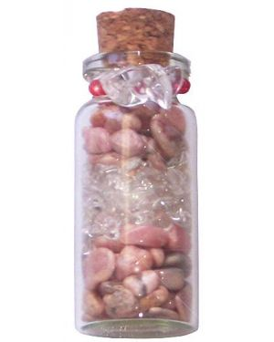 Virgo Talisman Bottle