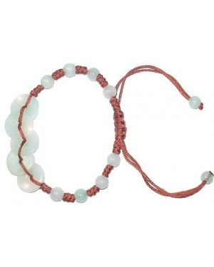 Good Luck Donut - Jade Bracelet