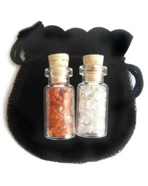 Aries Talisman Bottles