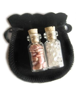 Virgo Talisman Bottles
